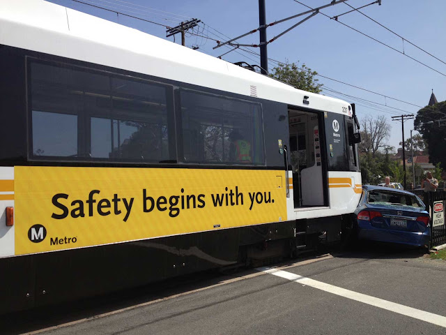 Safety begins with you