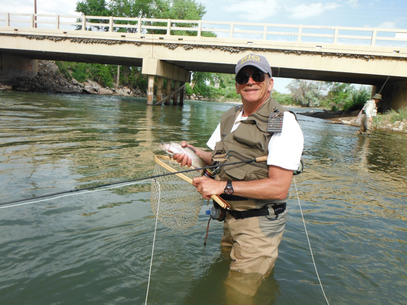 Jamie 39 s fly fishing journal arkansas river pueblo piggy for Fly fishing arkansas