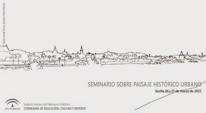 Seminario sobre paisaje histórico urbano