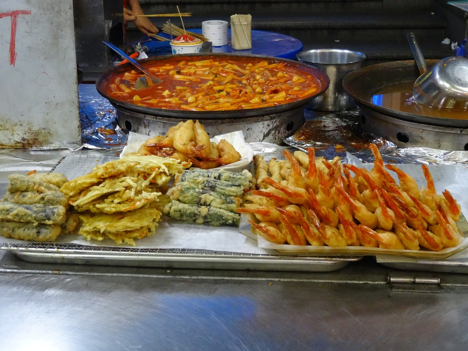 significance of street food Respondents' importance and satisfaction of street food hygiene  street food  choice factor, two groups showed a significant difference on all.