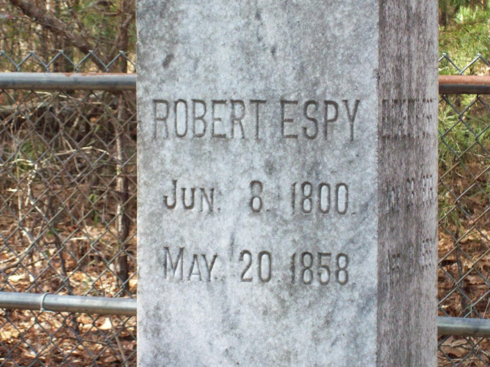 Robert Marion Espy