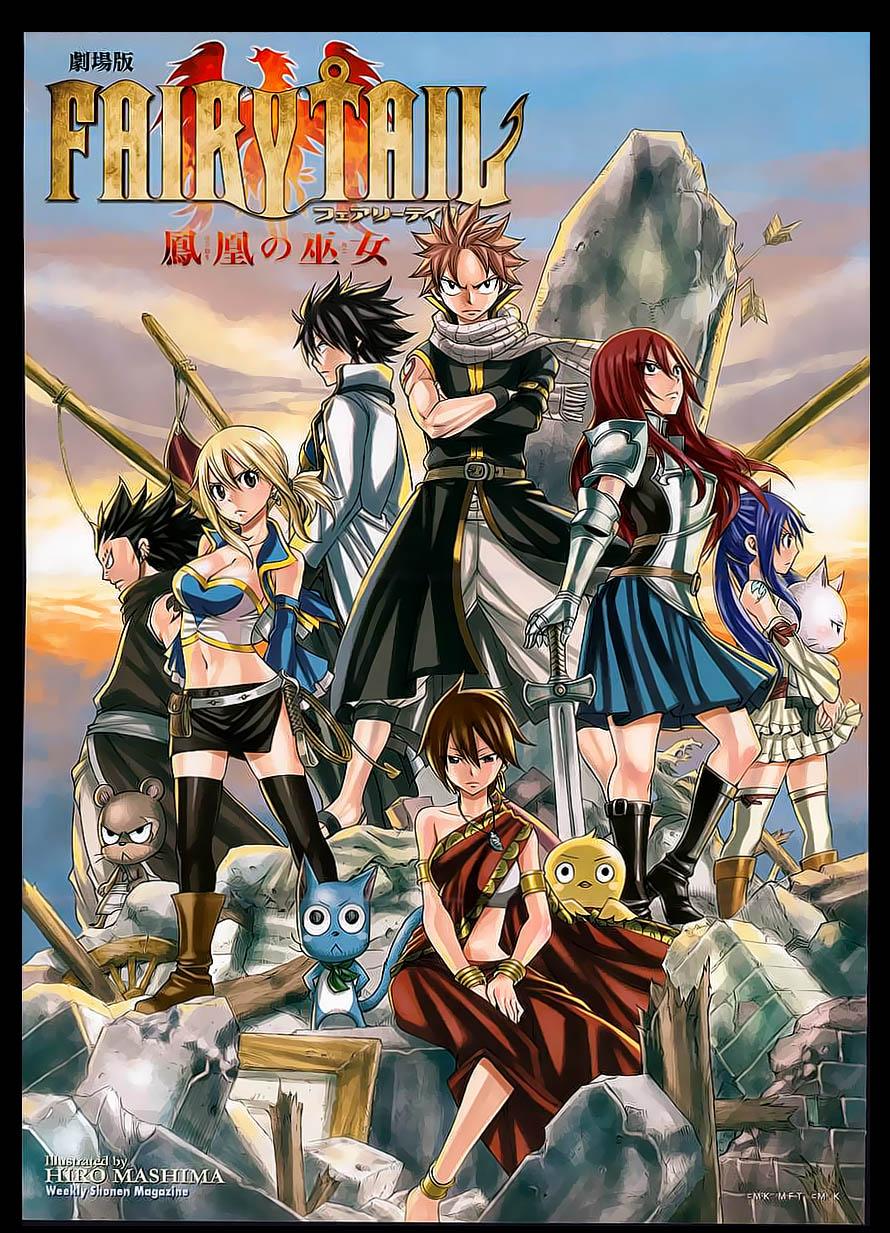 Fairy Tail Hội Pháp Sư - Season 2