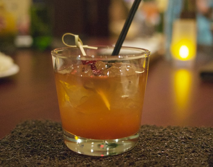 Food Hunter's Guide to Cuisine: Pecan Rye Old Fashioned