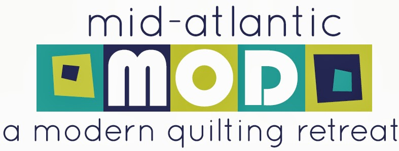mid-atlantic mod: a modern quilting retreat