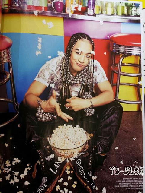 G-Dragon & Taeyang Majalah Vogue 15