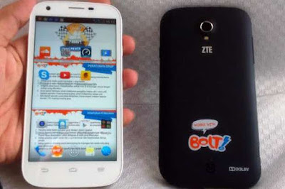 ZTE BOLT V9820 - HP 4G LTE Murah Dengan Ram 2 GB 1 jutaan