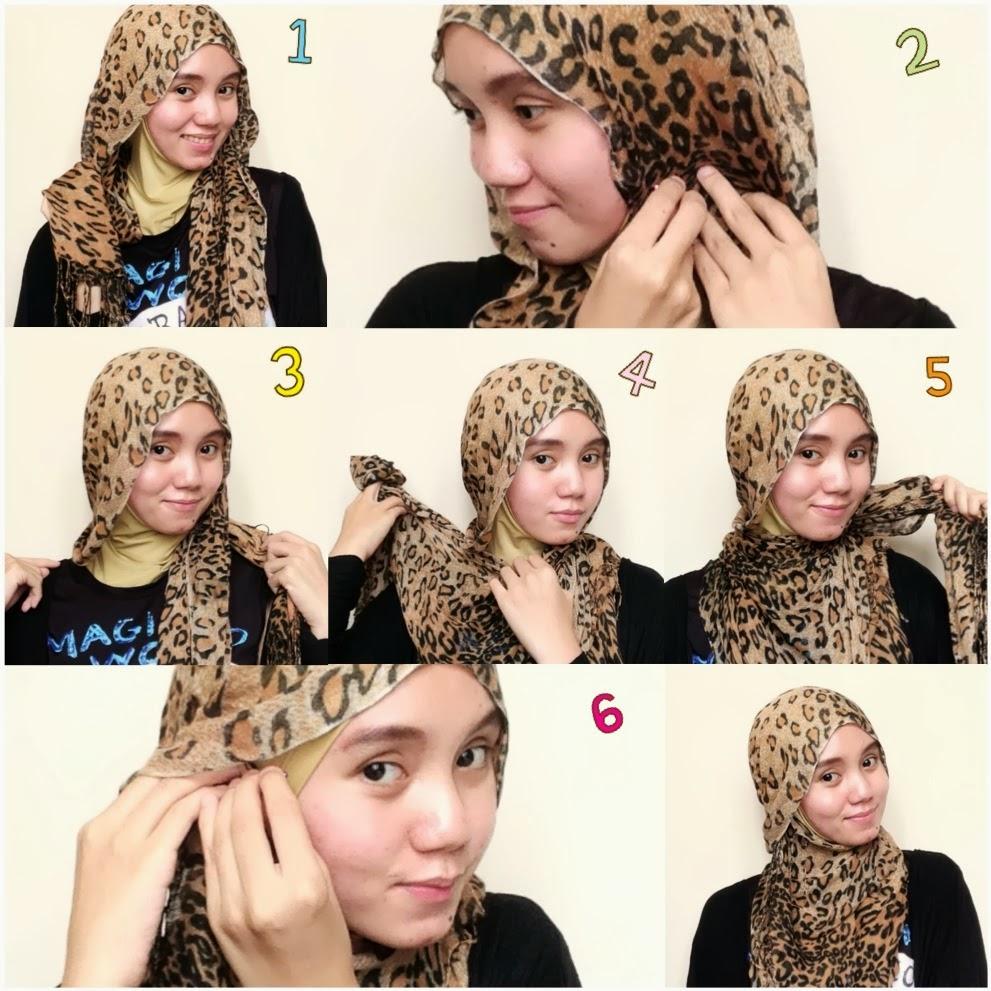 Elisafarahh Tutor Hijab