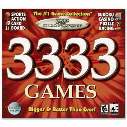 3333 Games XP Championship | Just Games For Gamers