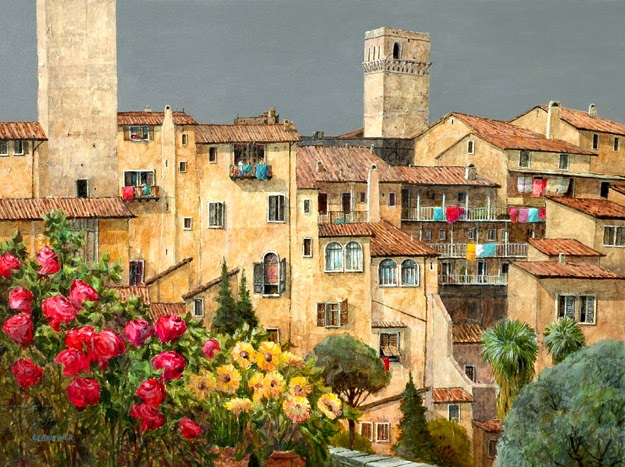 тоскана города италии