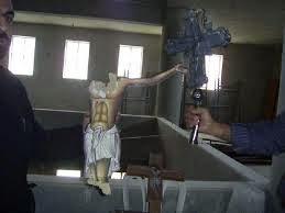 guerra siria, persecuzione cristiani