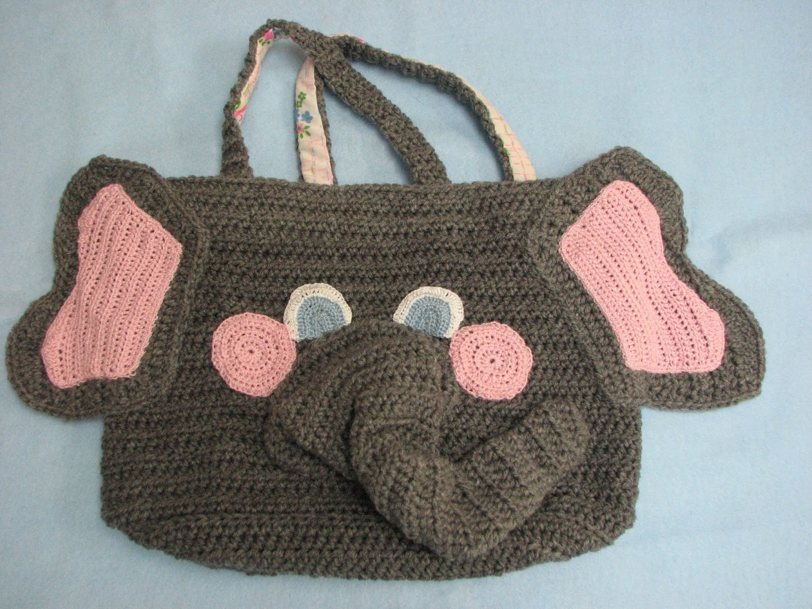 Free crochet elephant backpack pattern dancox for donnas crochet designs blog of free patterns elephant dt1010fo