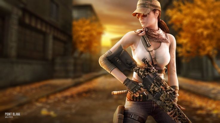 Cara Agar Dewa Main Game Point Blank