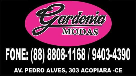 Gardenia Modas, em  Acopiara