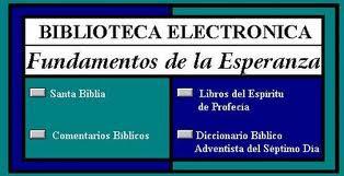 BIBLIOTECA BÍBLICA ELECTRÓNICA