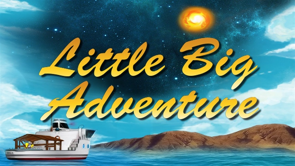 Little Big Adventure Download Poster