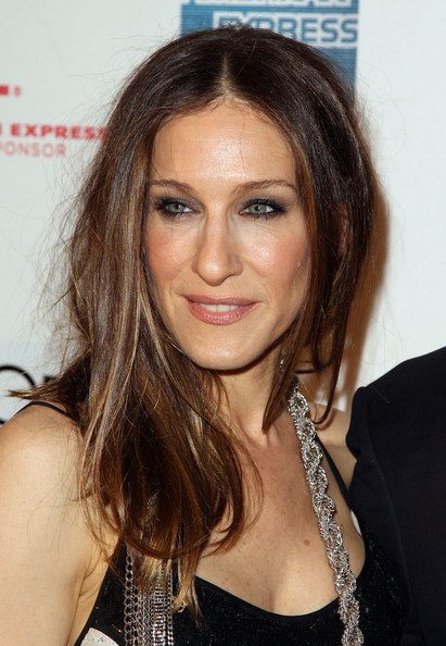 Top 20 Hollywood Celebrities Fashionable Blonde Hairstyles - Sarah Jessica Parker