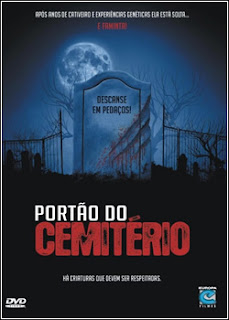 Download - Portão do Cemitério DVDRip - AVI - Dual Áudio