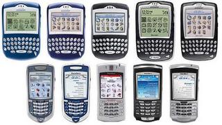 Data Penjualan HP di Indonesia 2012