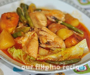 how to cook pocherong manok