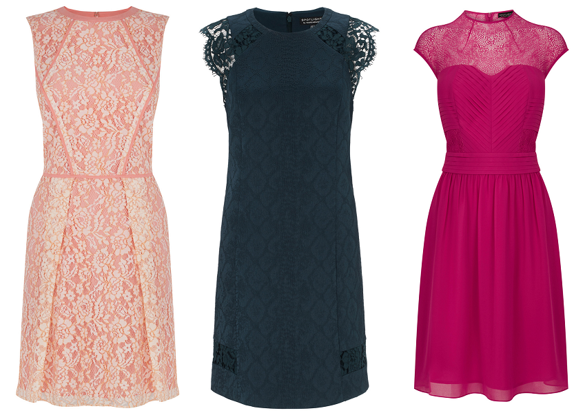 perfect party dresses - lace - warehouse