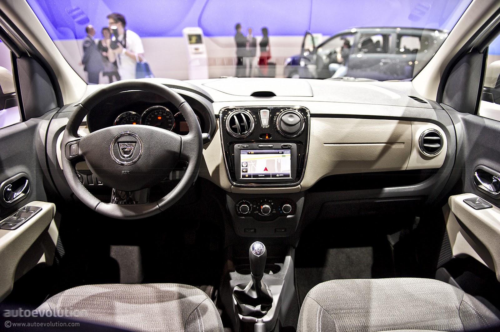 2012 Dacia lodgy Review price | 2013 Logan. - autodraaak