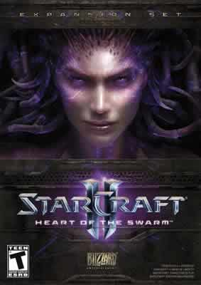 StarCraft 2 Heart of the Swarm Proper