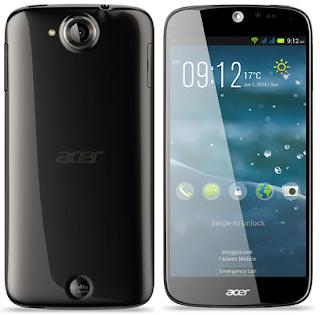 Harga dan Spesifikasi HP Acer Liquid Jade S S56