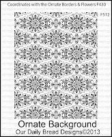 ODBD Ornate Background