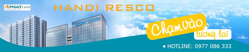 Chung cư Handi resco, bán chung cư Handi resco giá thấp nhất thị trường, chính chủ