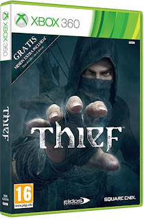 thiel Download   Jogo Thief XBOX360 COMPLEX (2014)