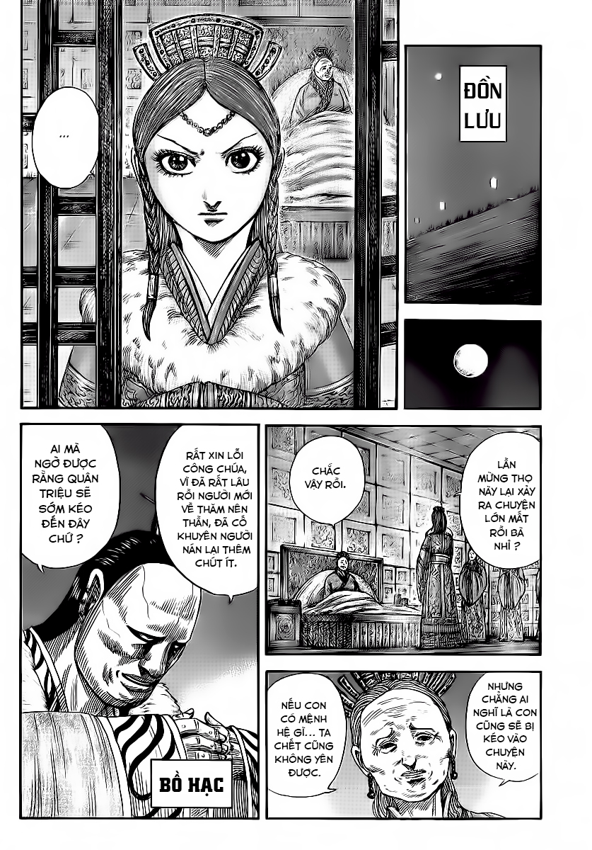 Kingdom – Vương Giả Thiên Hạ (Tổng Hợp) chap 370 page 8 - IZTruyenTranh.com