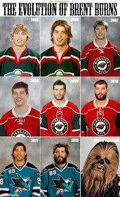 The Evolution of Brent Burns