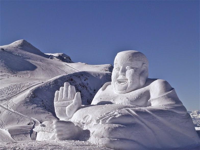 beautiful snow sculpture art-9