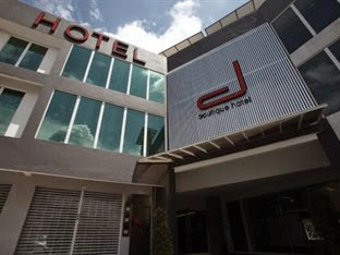 Hotel bintang 4 KL - D Boutique Hotel