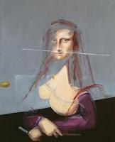 Jean-Marie Aude Mona Bored.