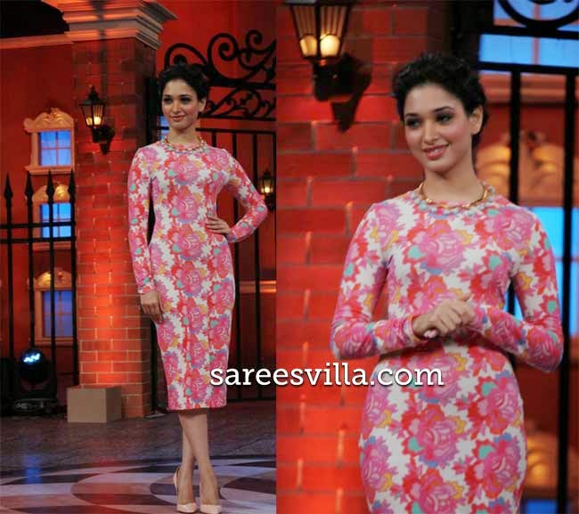 Tamannaah Bhatia in Henry Holland