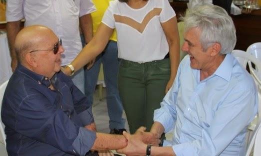 João Maia com Iberê Ferreira