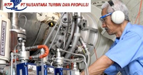 Lowongan Kerja Pegawai PT Nusantara Turbin dan Propulsi ...