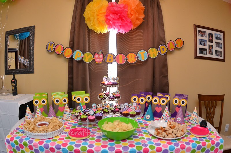 Birthday Decoration Ideas In Home Great Birthday Party Food Ideas