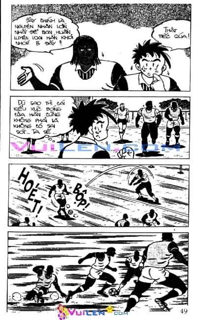 Jindodinho - Đường Dẫn Đến Khung Thành III  Tập 47 page 49 Congtruyen24h