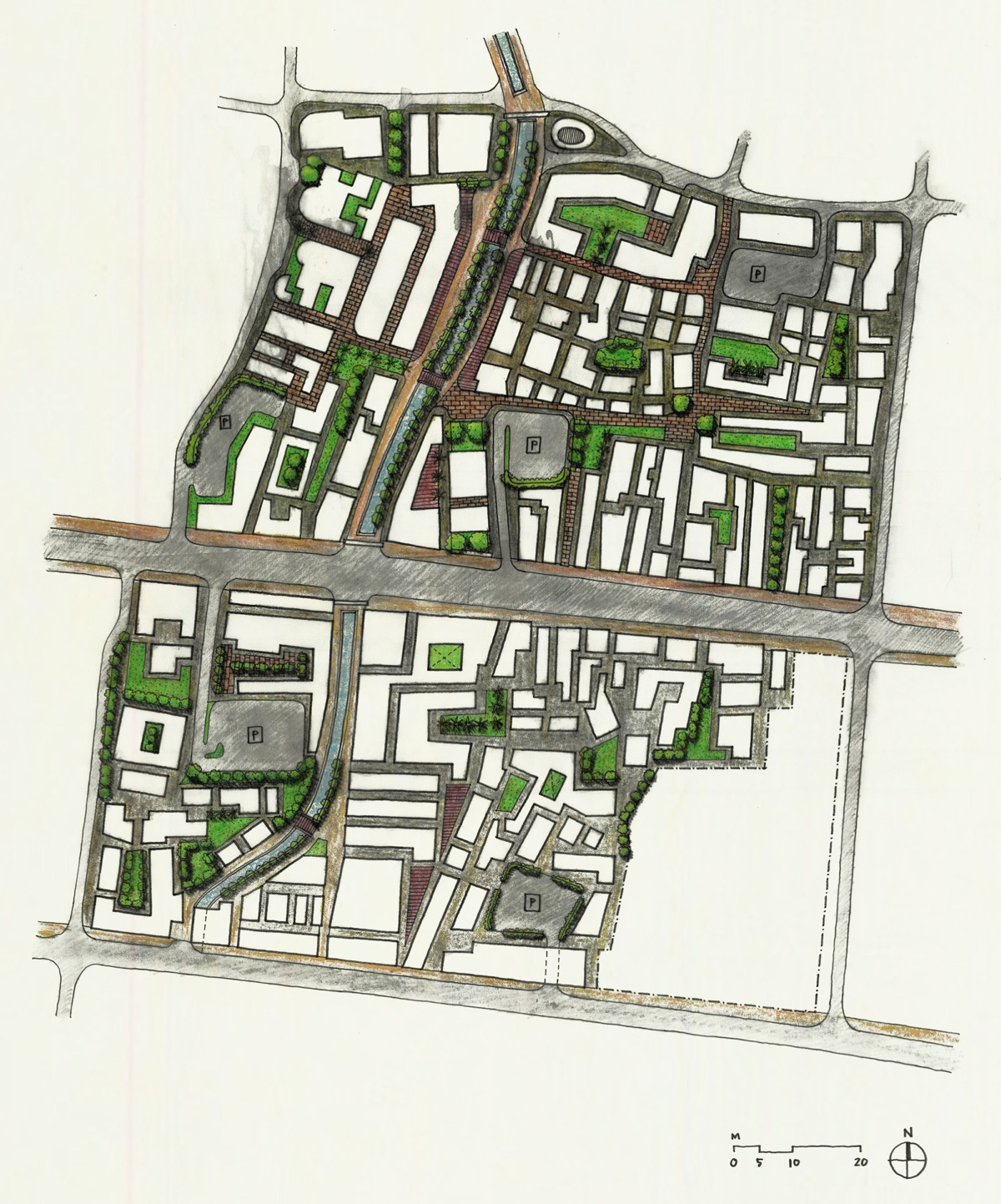 what is a master plan in urban planning pdf