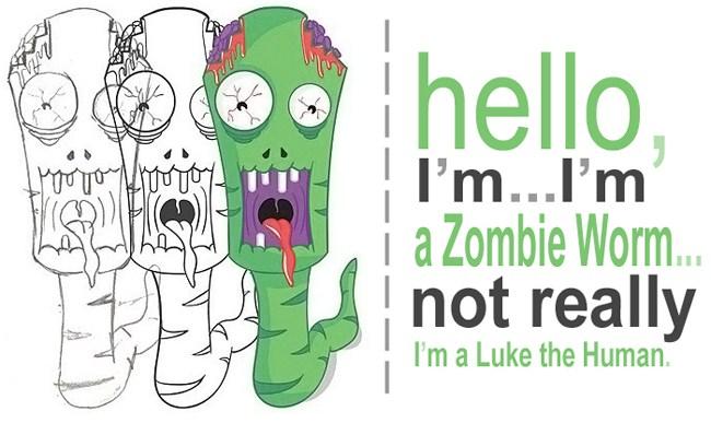 Zombieworm