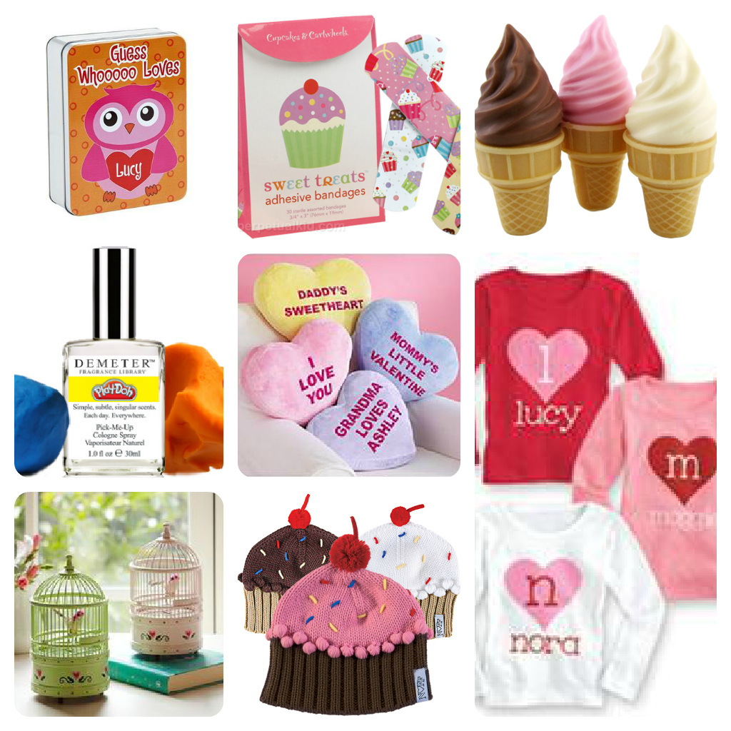 Happy Kids Inc Valentine Gifts For The Girls
