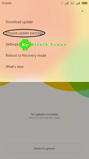 Cara Terbaru Root Xiaomi Redmi 2 MIUI v6.4.4.0 Stable Tanpa PC