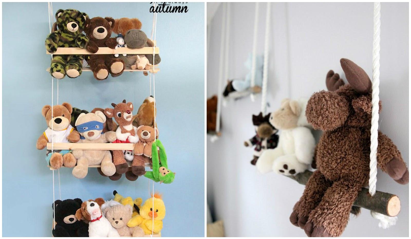 Tutos c mo organizar los juguetes de los ni os en casa - Ideas para organizar juguetes ninos ...