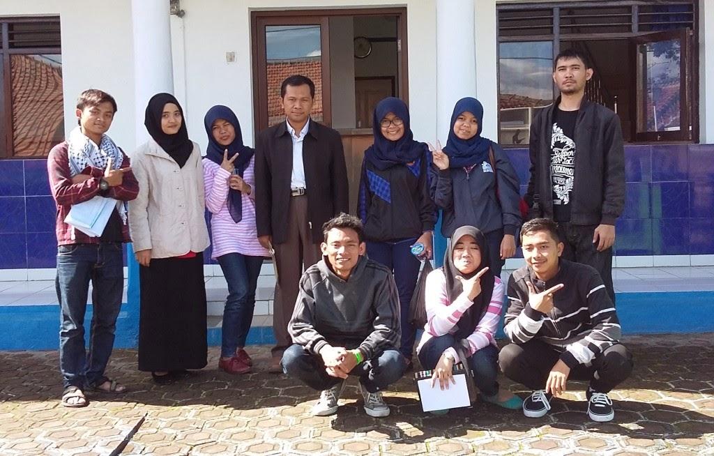 Kuliah Kerjanyata Mahasiswa 2015 ke Desa Bugel Tasikmalaya