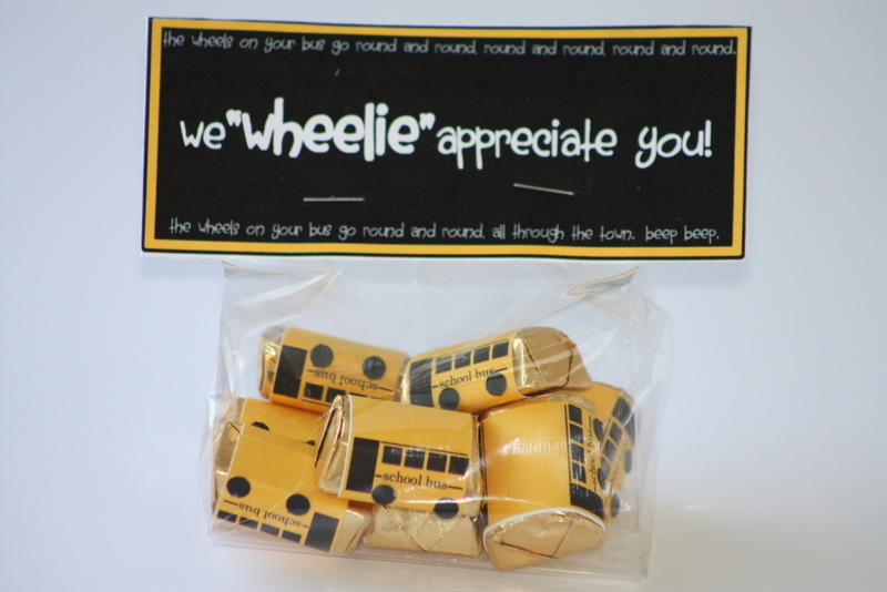 bus driver appreciation printable | just b.CAUSE