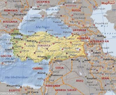 SISMO DE 6,0 GRADOS REMECE TURQUIA 28 de Diciembre 2013