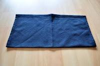 Fan Napkin Folding #1