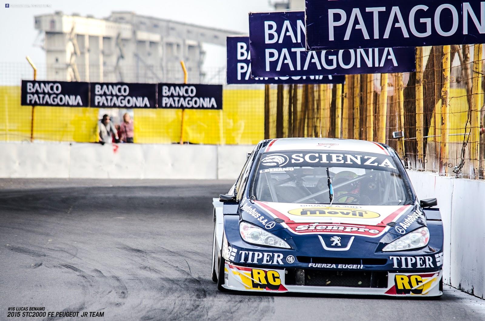 STC2000 FE Peugeot Jr Team